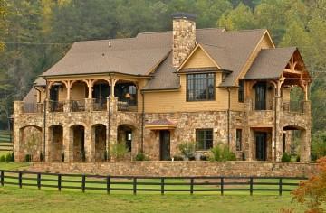Custom luxury homes gainesville ga richard padgham inc for Custom home builders gainesville ga